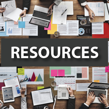 Resources Page Button